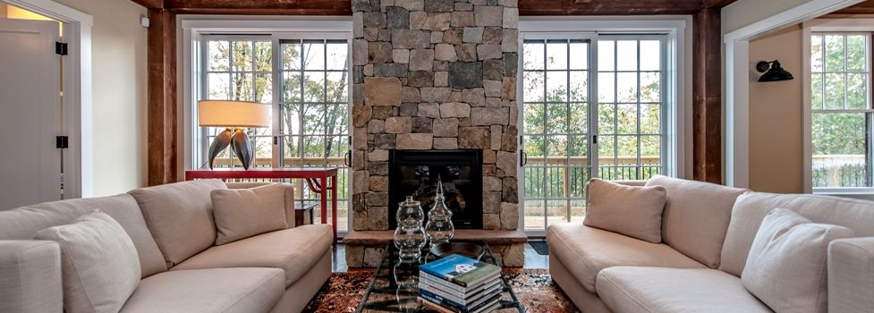 NH Home Magazine – 2015 Architectural Design Winner: The Grantham Lake House