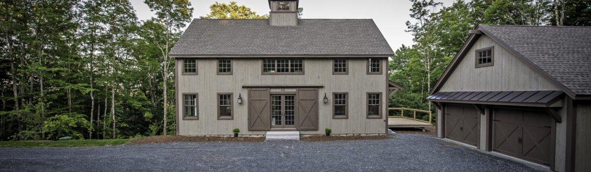 Barn House Plans Grantham Lakehouse
