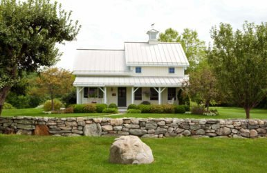 Small Barn Home Craftsbury Cottage