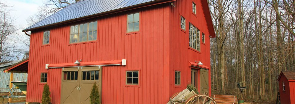Baltimore Sun – Barns, Reborn As Stylish Places To Live