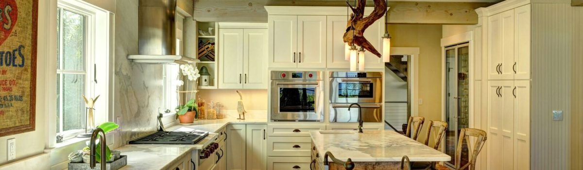 Tips For Creating Your Barn Home Kitchen