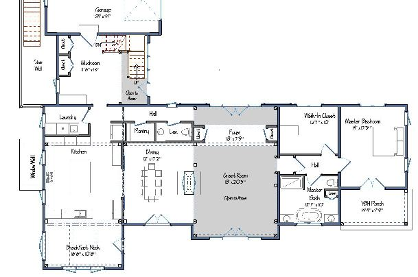 Long Island Southold Floor Plan Preview