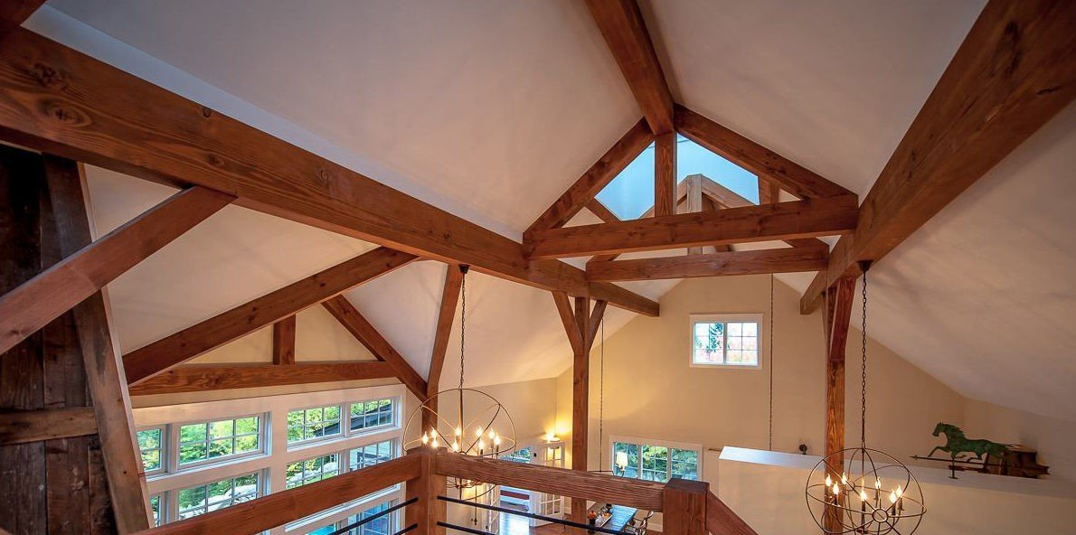 Post And Beam Ceiling Designs