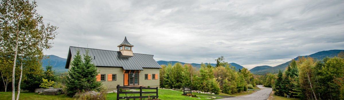 Cabot Barn House