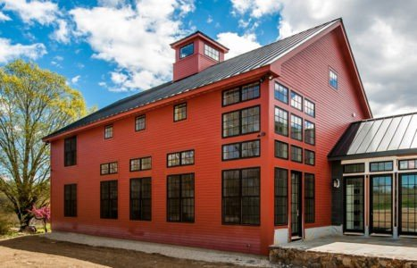 Bancroft Barn House Plans