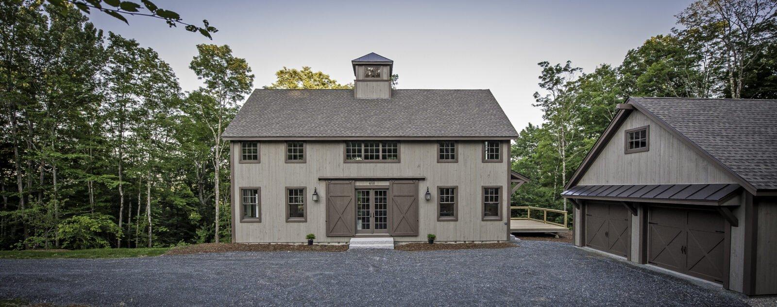 Jeffrey Rosen Barn House Design