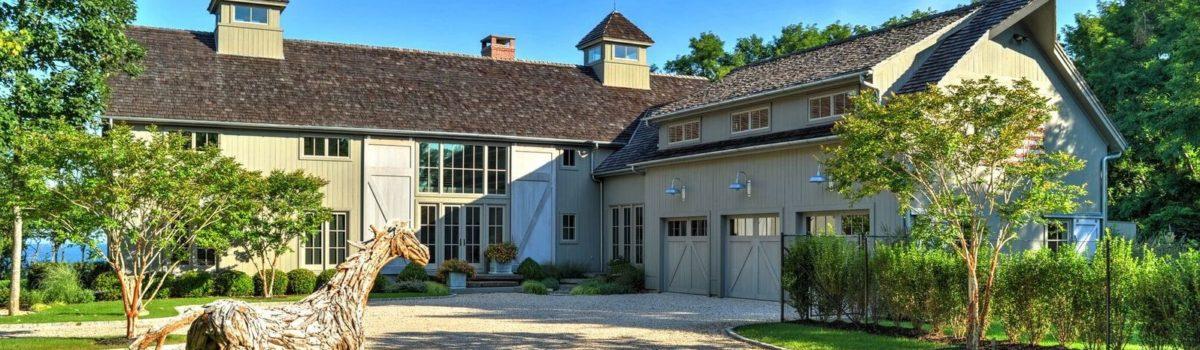 Barn House Swank