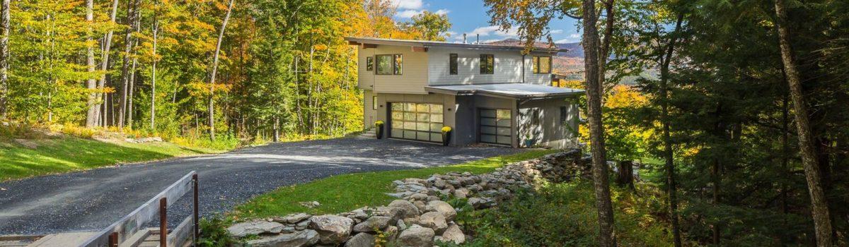 Mad River Modern Makes Yankee Barn Homes News