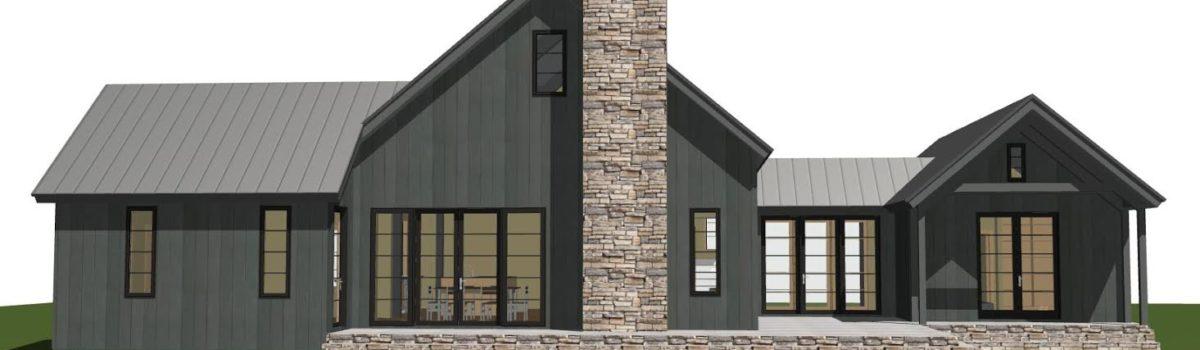 Contemporary Barn Home Lexington