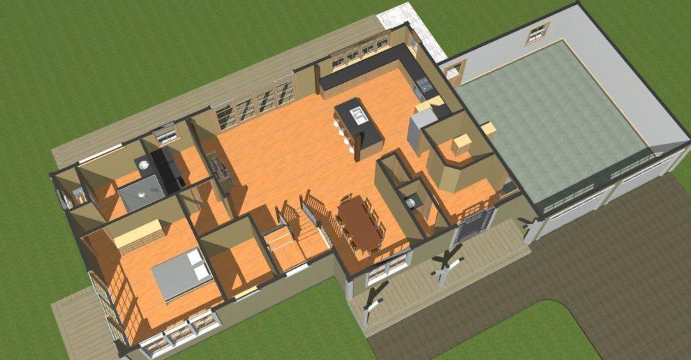 Farmhouse Level One