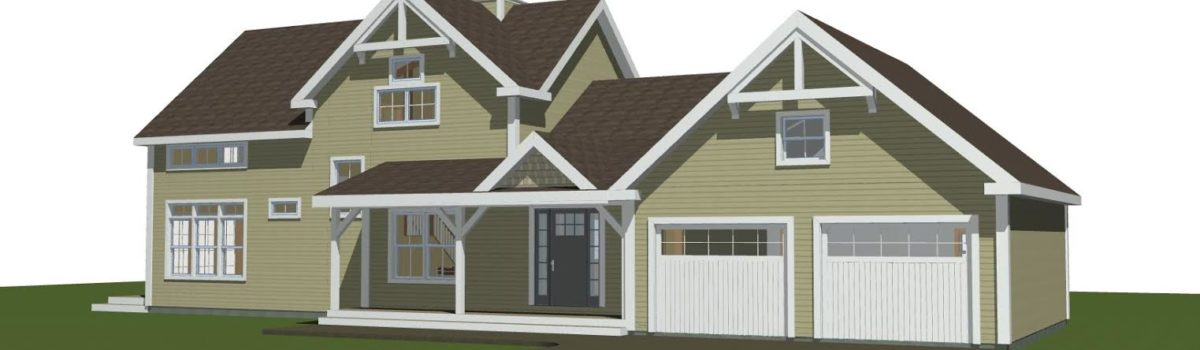 Farmhouse Plan Ryegate