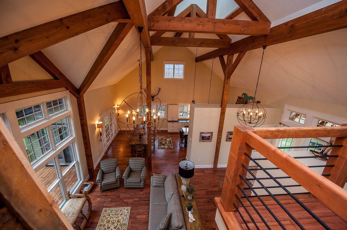 Timberframe Homes