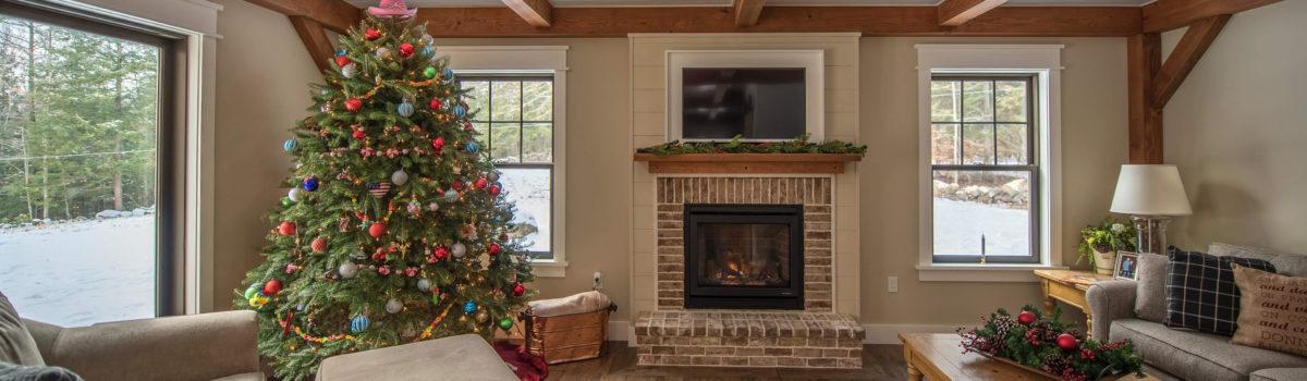 Yankee Barn Homes Holidays