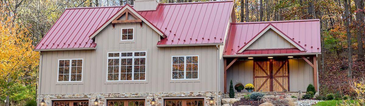 Small Barn Home