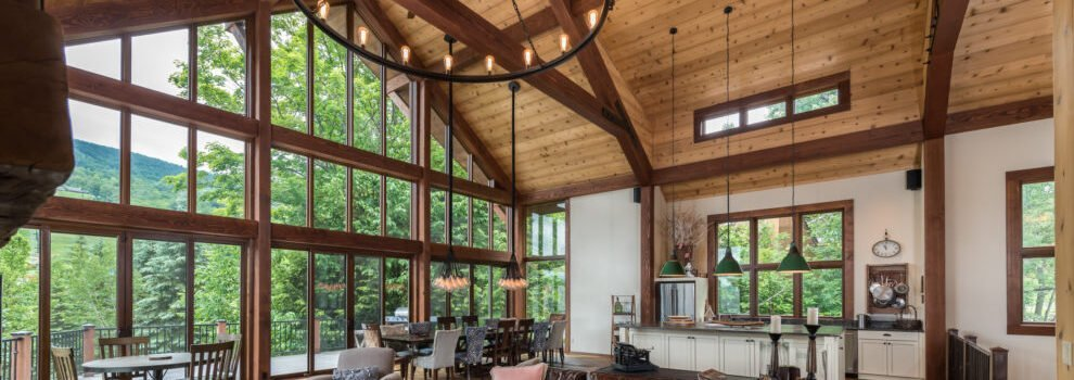 What To Expect From A Yankee Barn Build