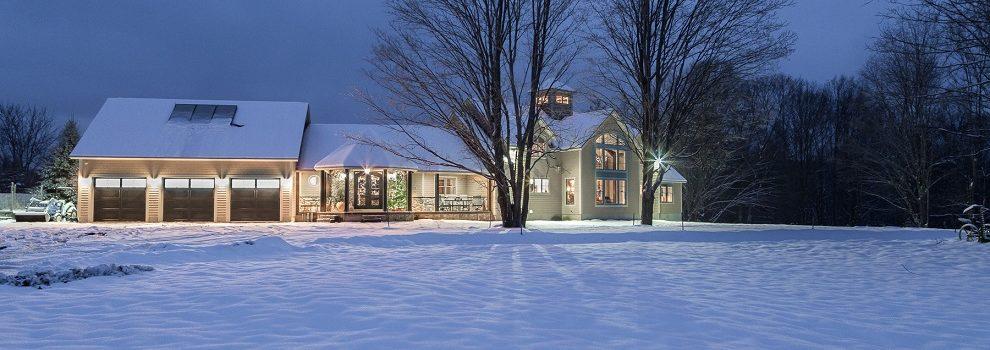 Happy Holidays From Yankee Barn Homes