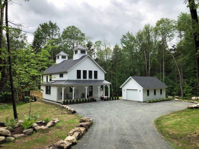 Springfield Barn Home
