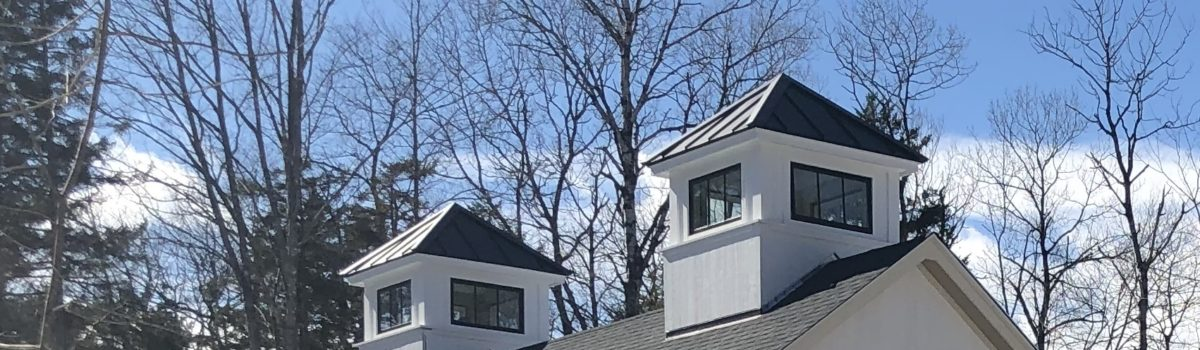 Project Home 2019 Exterior Finishes