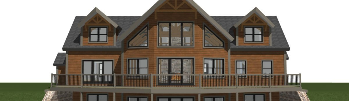Mountain Lodge Style Defines Pinnacle Point