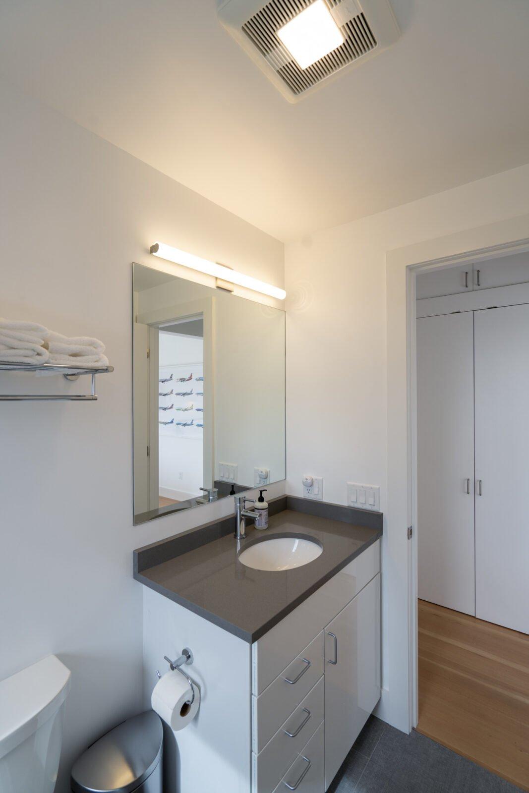 Block Island House Bathroom