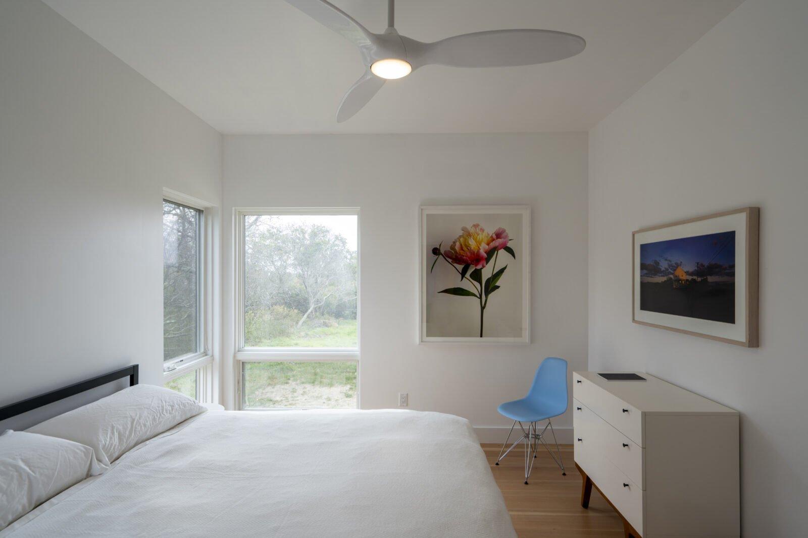 Block Island House Bedroom