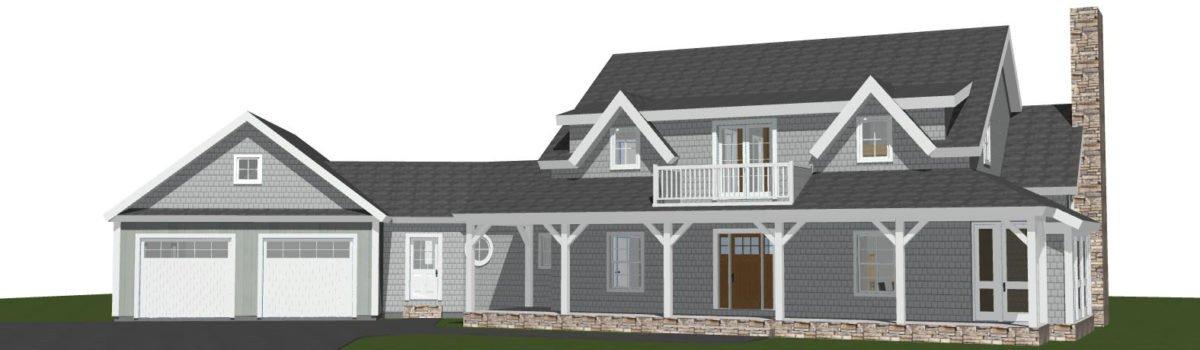 Introducing The Seminiole, A Seaside Cottage Design
