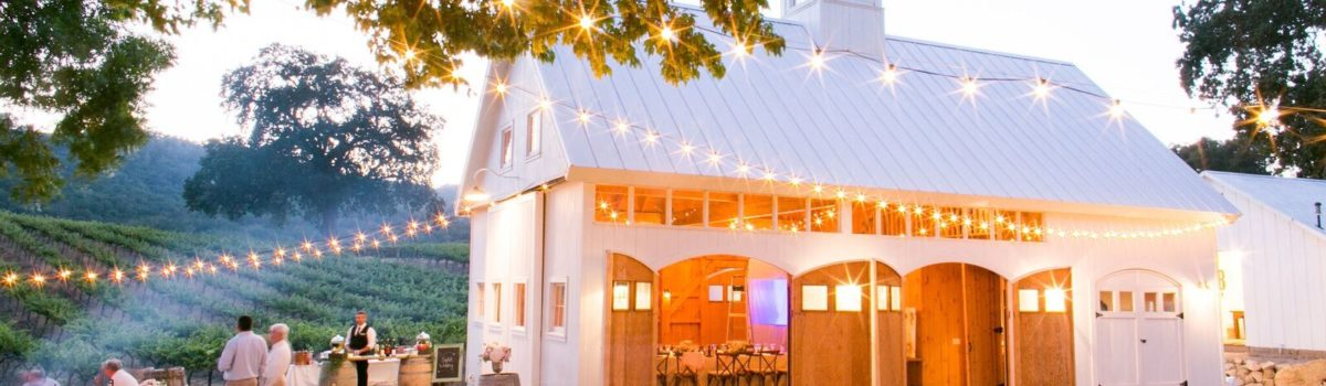 The White Barn At Hammersky Vineyards
