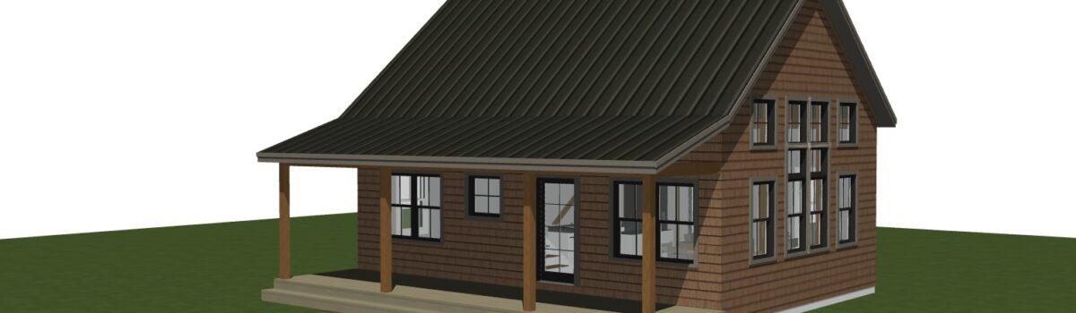 Small Build Tidepool Cottage