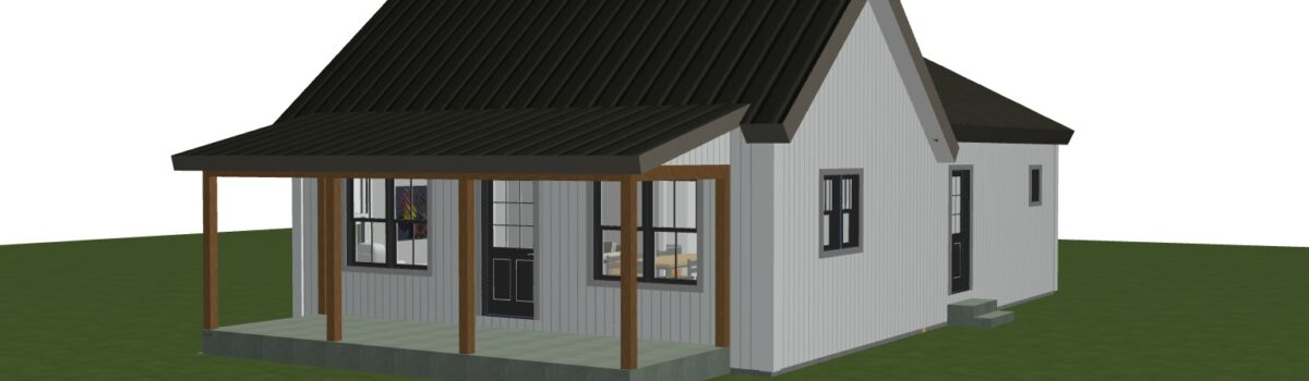 Cottage At The Barn To Be Finished Soon