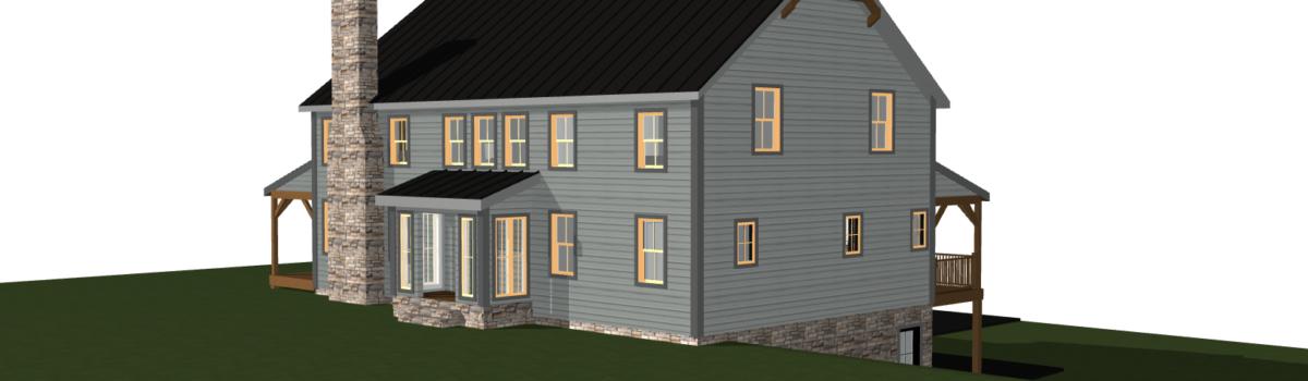 Blue Ridge Farmhouse Comes Online
